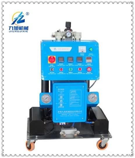 聚氨酯发泡设备JNJX-Q2600(D)型